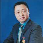 Hao Qiang (General Manager at The China - Israel Innovation Hub in Shanghai)