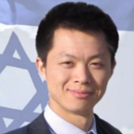 Benjamin Peng (Co-founder of Yafo Capital & Managing Director at Tel Aviv Cukierman Investment House & Founder of the Israel Plan Organization 雅法资本联合创始合伙人 & 以色列库克曼投资集团董事总经理兼中国区负责人 & 以色列计划创始人)