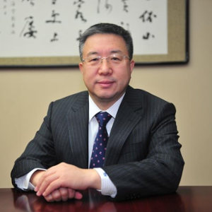 Qiuchen Fang (Chairman, China Intl. Contractors Association)
