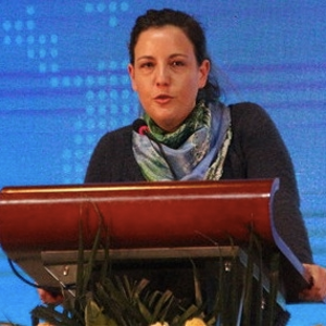 (Beijing) Roni Abramson (Director of Culture,Academic&Provincial Affairs at Embassy of Israel)